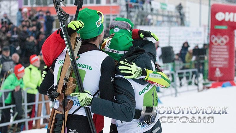 3-j jetap kubka belorusskoj federacii biatlona Novopolock (1)