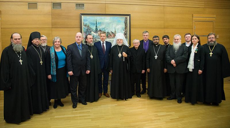 Delegacija centra «ZaRozhdenie» na konferencii v Rig