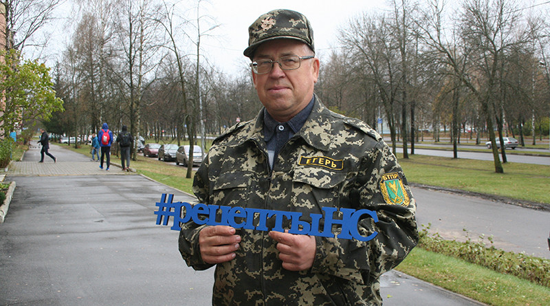 Viktor Burdenko, recept ohotnichej shurpy