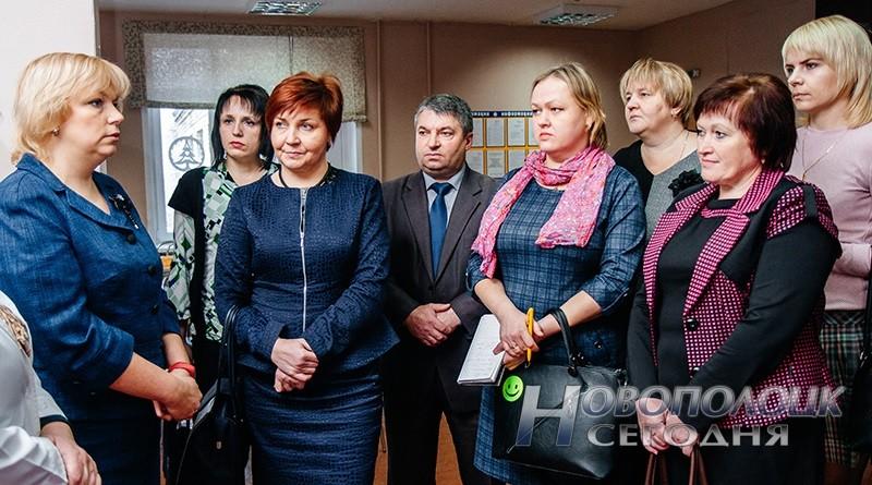 delegacija iz shumilino v Novopolocke (1)