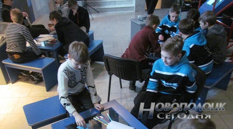 junye hokkeisty v muzee (1)
