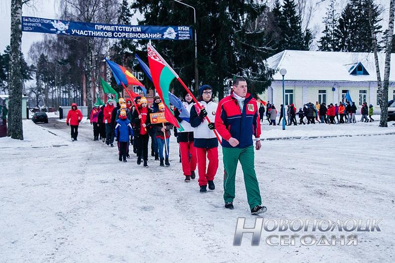 kubok Belorusskoj federacii biatlona vtoroj jetap v Novopolocke (1)