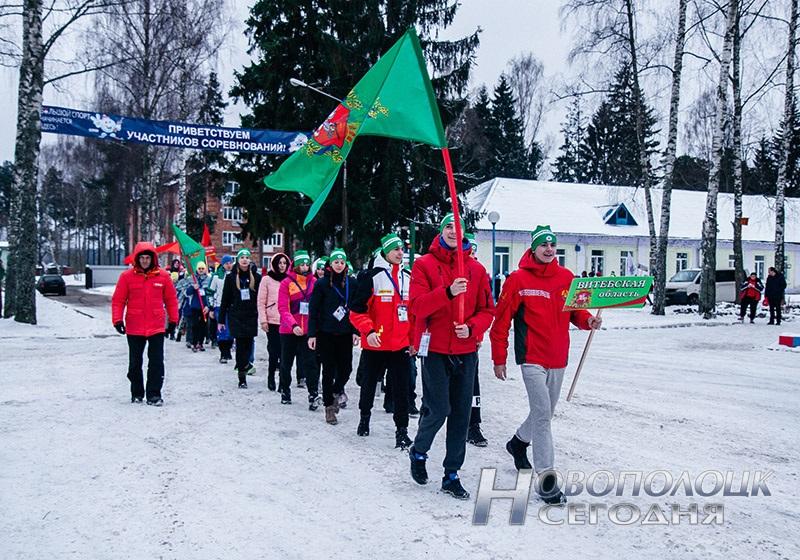 kubok Belorusskoj federacii biatlona vtoroj jetap v Novopolocke (2)