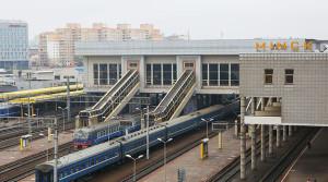поезд Полоцк-Минск