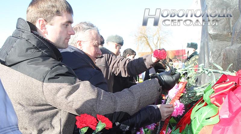 29-ja godovshhina vyvoda sovetskih vojsk iz Afganistana novopolock