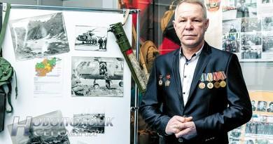 История новополочанина Игоря Ермолаева, отслужившего в Афганистане 28 месяцев