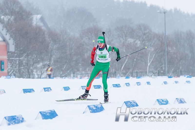 Kubok Beloruskoj federacii biatlona jetap v Raubichah (12)