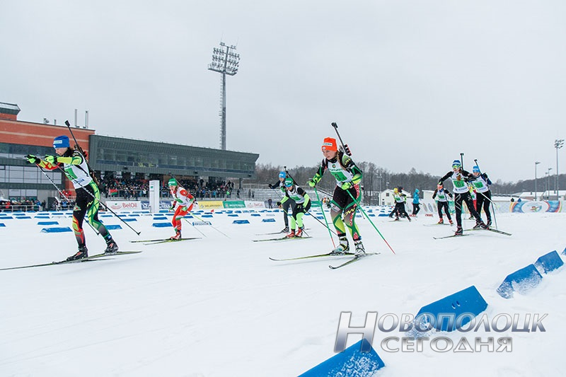 Kubok Beloruskoj federacii biatlona jetap v Raubichah (3)