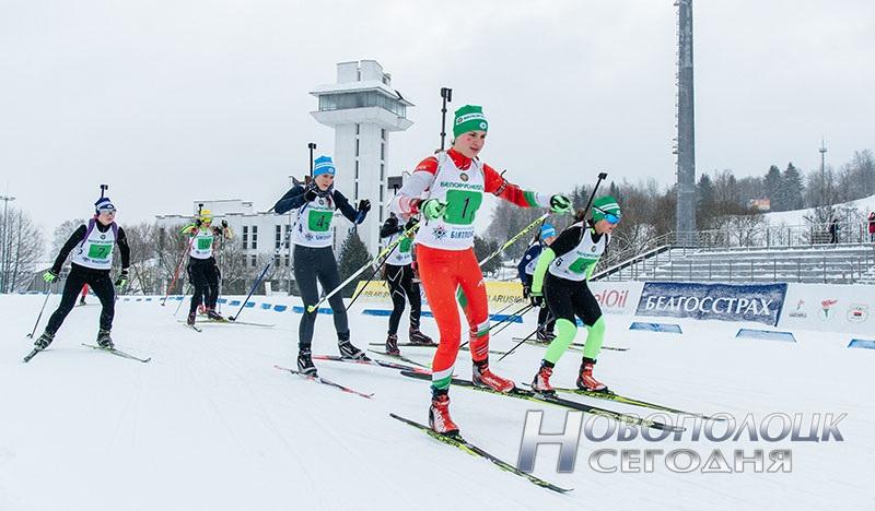 Kubok Beloruskoj federacii biatlona jetap v Raubichah (5)