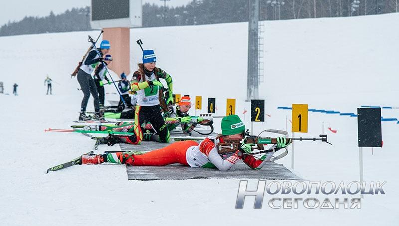 Kubok Beloruskoj federacii biatlona jetap v Raubichah (7)
