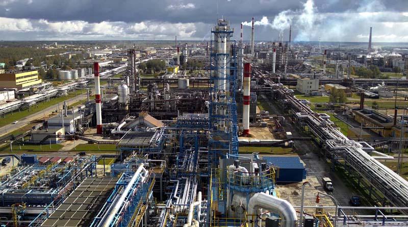 OAO Naftan panorama
