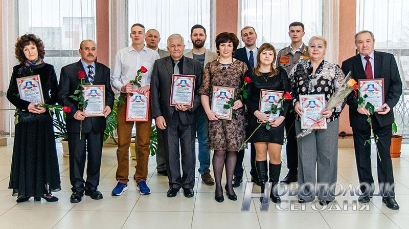 chelovek goda goroda Novopolocka 2018