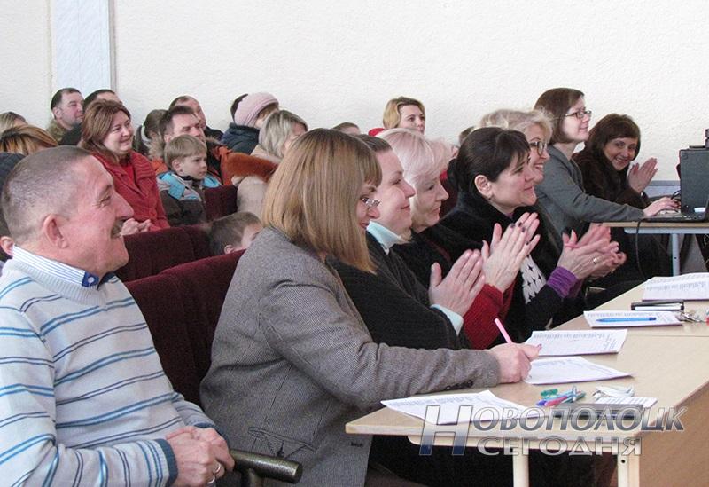 festival' semejnoj pesni v gimnazii №2 Novopolocka (3)