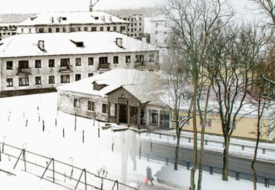 Это было недавно…Фотопроект к 60-летию Новополоцка. Первые общежития