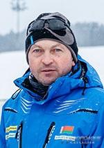 trener Sergej Nekrasov