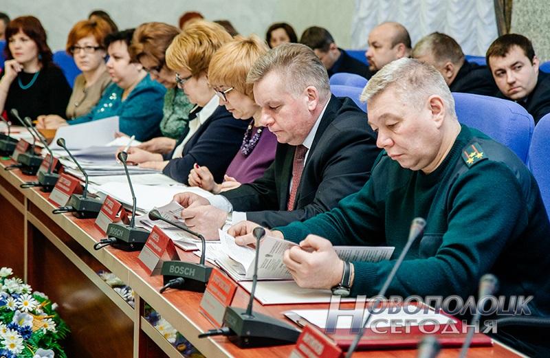zasedanie ispolkoma Novopolock (1)