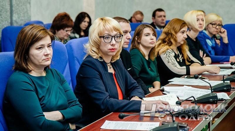 zasedanie ispolkoma Novopolock (2)