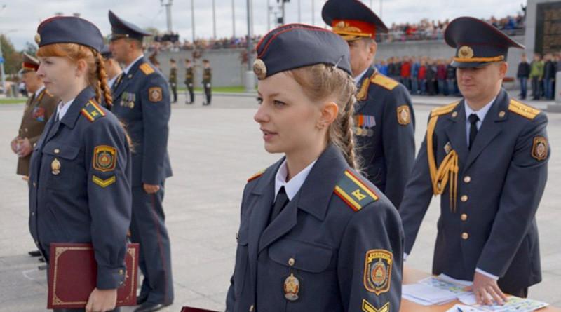 Новополоцкий ГОВД приглашает на службу