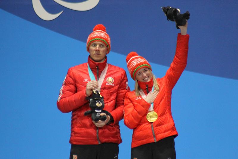 "Роман Ященко и Светлана Сахоненко. Фото Алексея Ковалёва (""СП"")"