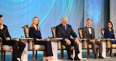 Александр Лукашенко провел встречу с творческой молодежью