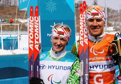 Новополочанка Светлана Сахоненко завоевала вторую золотую медаль на XII зимних Паралимпийских играх в Пхенчхане