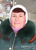Elena Tomashevna Shpakovskaja