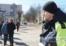 ГАИ Новополоцка проводит профилактические мероприятия, направленные на предупреждение ДТП с участием пешеходов