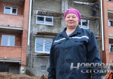 Новополочанка Любовь Ганущенко больше 50 лет профессиональной деятельности посвятила Тресту №16