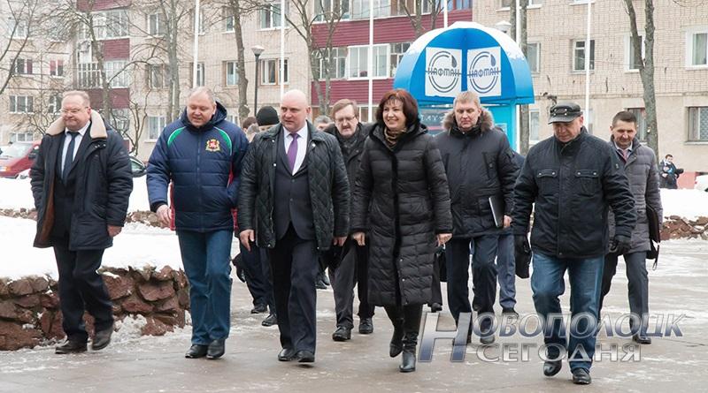 Natal'ja Kochanova v Novopolocke (1)