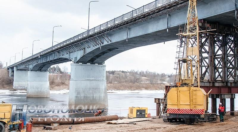 ограничение движения через мост Калинина