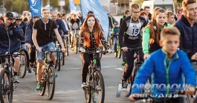 Новополочан и полочан приглашают принять участие в опросе о развитии велосипедного движения