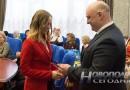 Лучшим учащимся Новополоцка в День Конституции Республики Беларусь вручили паспорта