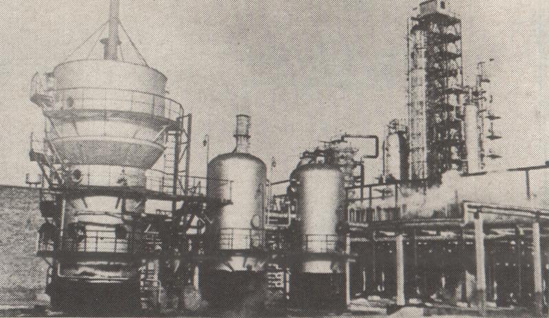 АВТ-1_получен первый белорусский бензин
