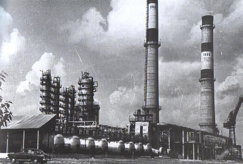 АВТ-6 1966 год_