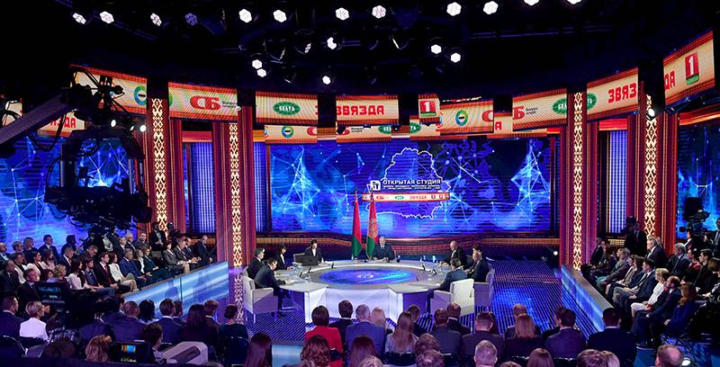 встреча Президента с представителями СМИ (1)