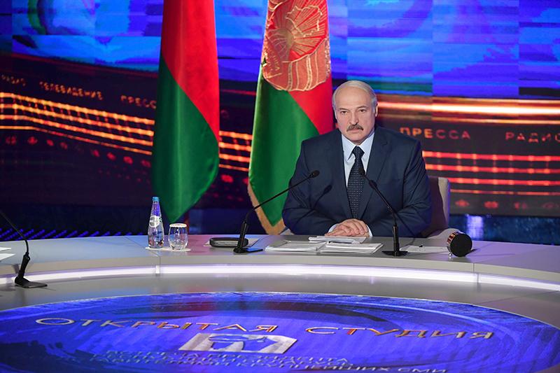 встреча Президента с представителями СМИ (2)