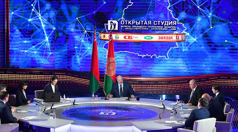 встреча Президента с представителями СМИ (3)