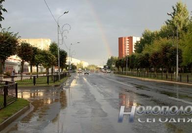 Дороги Новополоцка восстановят к июню
