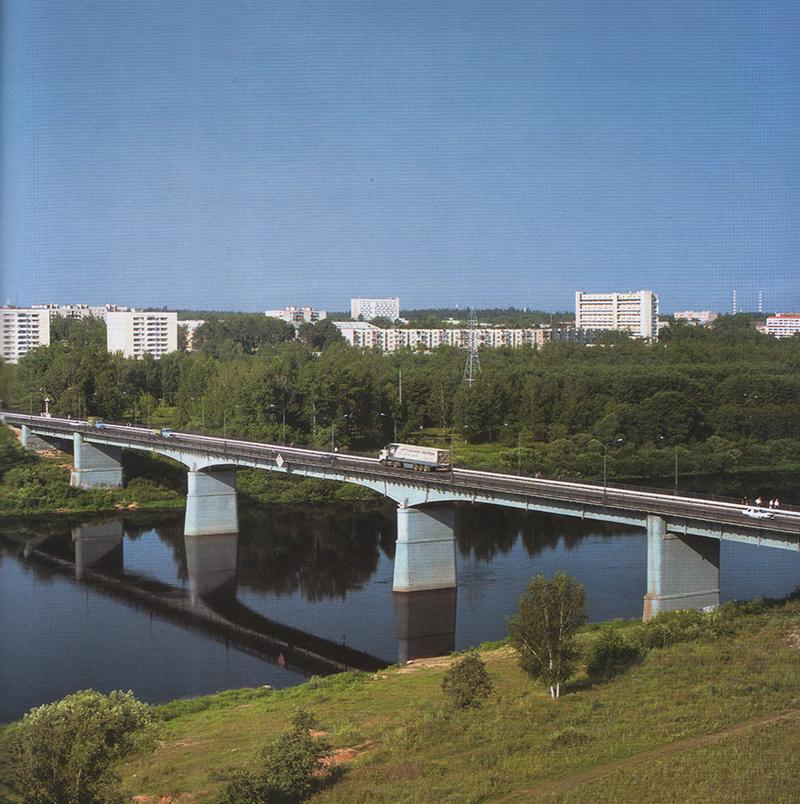 мост после реконструкции 2000 года