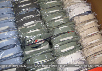 Партию итальянской одежды пытались ввезти в Беларусь по заниженной почти в 3 раза стоимости