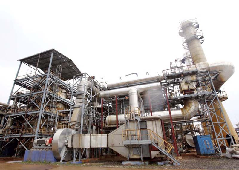 установка по производству серной кислоты