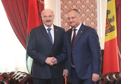 Визит Президента Беларуси в Молдову