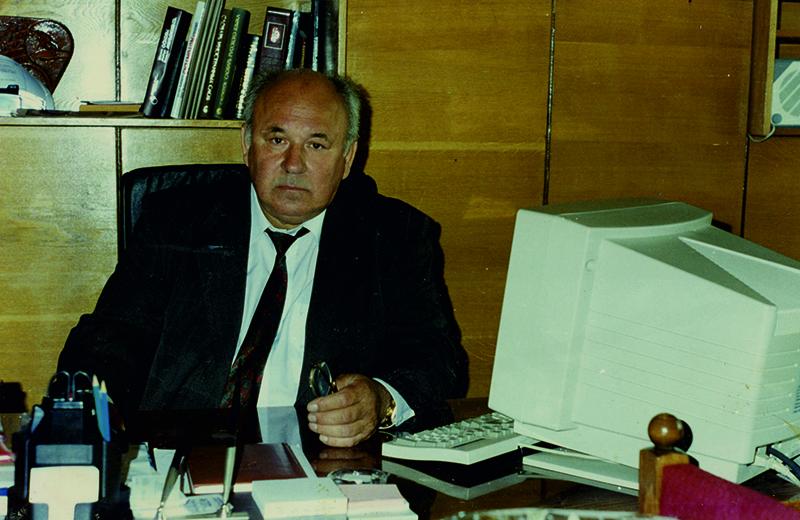 Lev Novozhilov