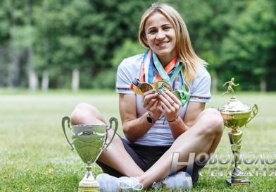 22 апреля на старт Венского марафона выйдет новополоцкая бегунья Марина Доманцевич