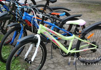 СДЮШОР №1 г.Новополоцка предлагает жителям города велопрокат