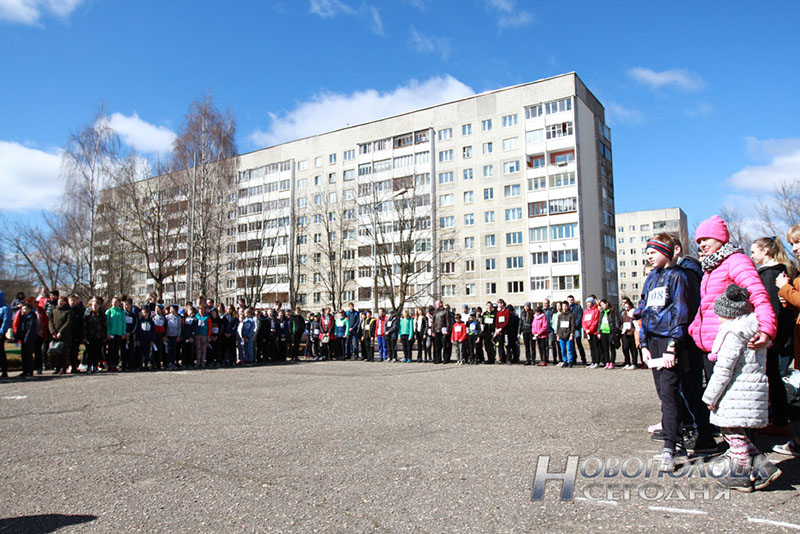 sportivnoe orientirovanie na prizy gazety Novopolock segodnja (1)