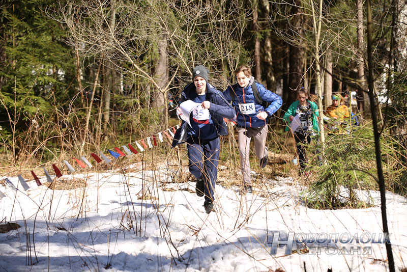 sportivnoe orientirovanie na prizy gazety Novopolock segodnja (10)