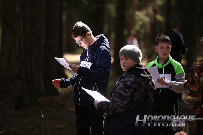 sportivnoe orientirovanie na prizy gazety Novopolock segodnja (13)