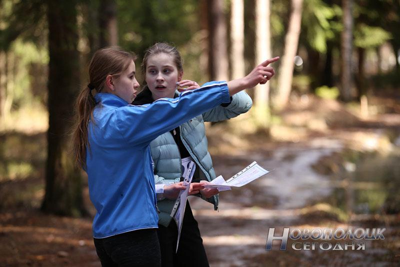 sportivnoe orientirovanie na prizy gazety Novopolock segodnja (14)