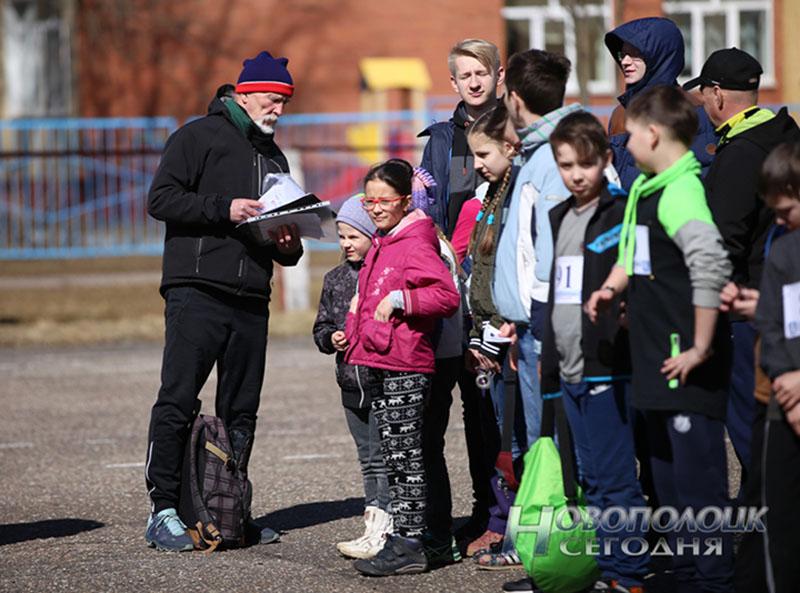 sportivnoe orientirovanie na prizy gazety Novopolock segodnja (2)